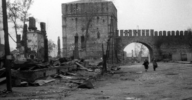 смоленск в годы войны