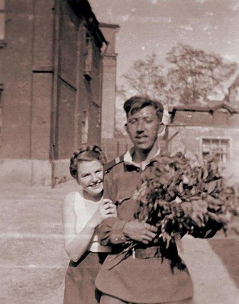 Юрий Никулин в годы войны