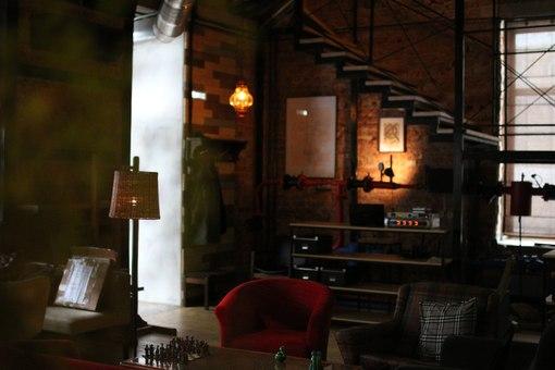 кофейня Aeblehaven, смоленск