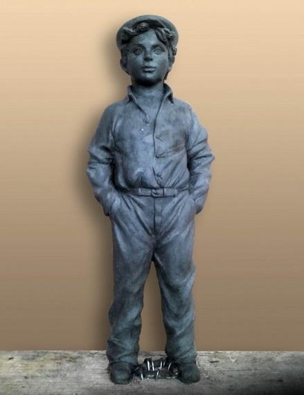 смоленская кукла мальчика