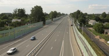Смоленск-Рославль трасса