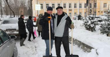 Депутат Виноградов дружит с сити-менеджером Алашеевым