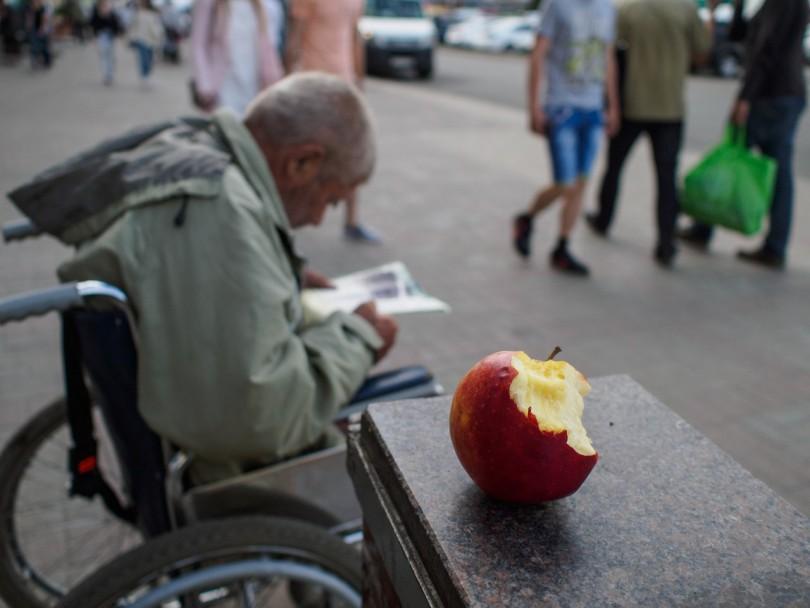 бездомные смоленск