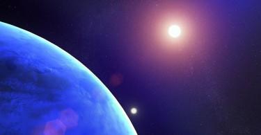 планета НАСА жизнь Земля космос