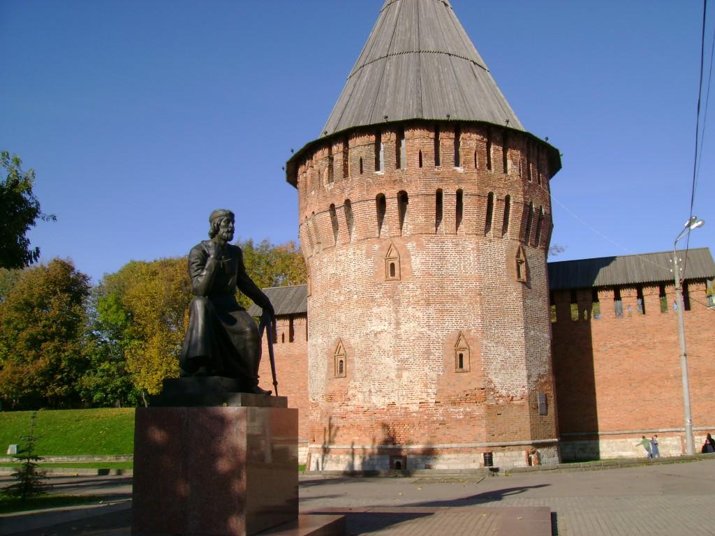 Фёдор Конь Громовая башня
