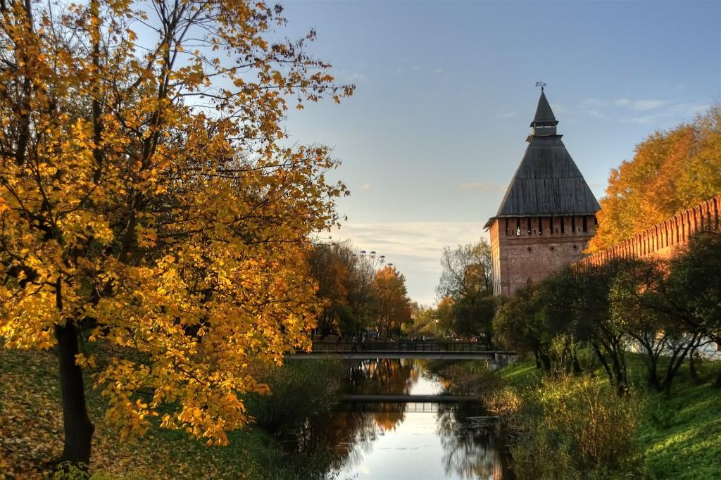 Ну и погода в Смоленске - Поминутный прогноз погоды
