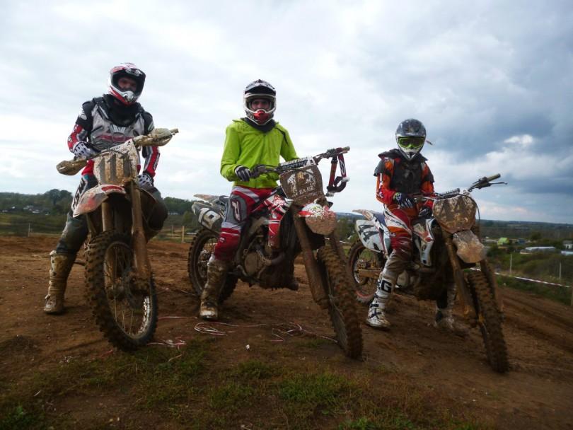 Чемпионат по мотокроссу Сафоново