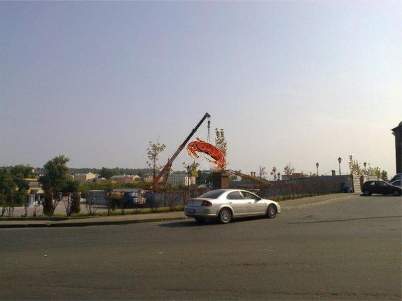 памятник Владимиру, набережная, вариант keytown.me