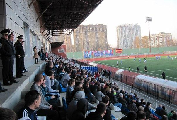 футбол смоленск