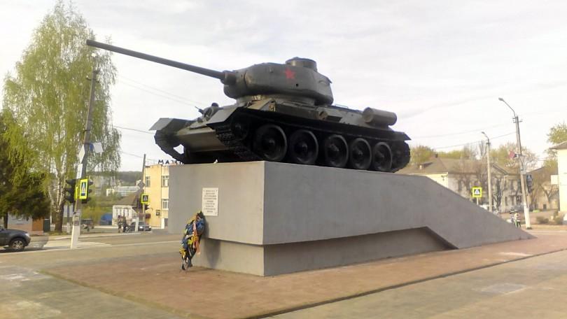 Дорогобуж танк