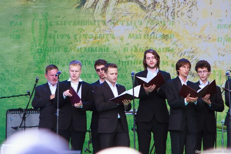 празднование 100летия со дня смерти князя Владимира, Пелагея, Газманов, Патриарх, keytown.me