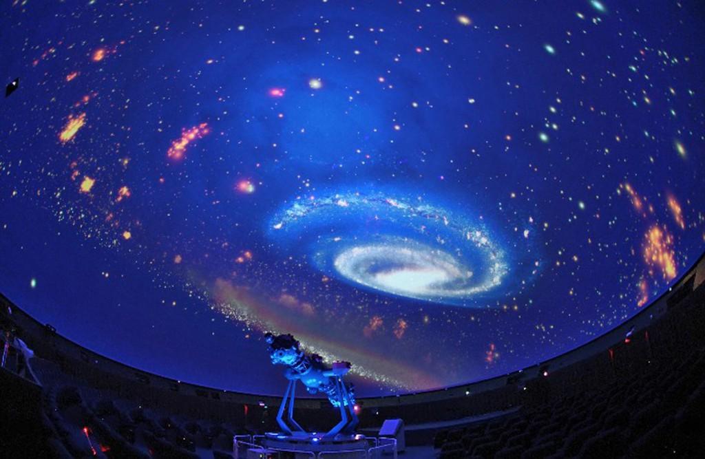 День знаний Смоленский планетарий