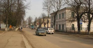 Пролетарская ул. Ельня