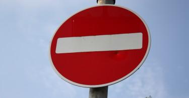 Изменения в схеме дорожного движения в Смоленске