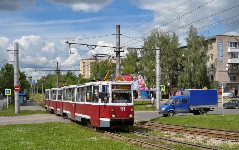 трамвай Киселёвка Смоленск