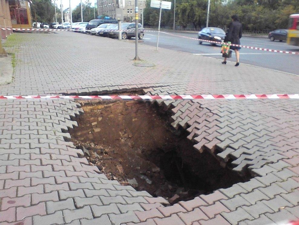 брусчатка ремонт Смоленск