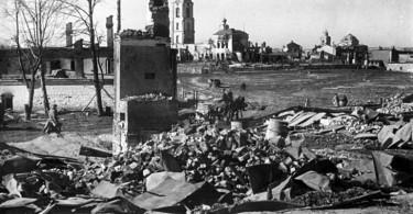 Вязьма в годы Второй мировой
