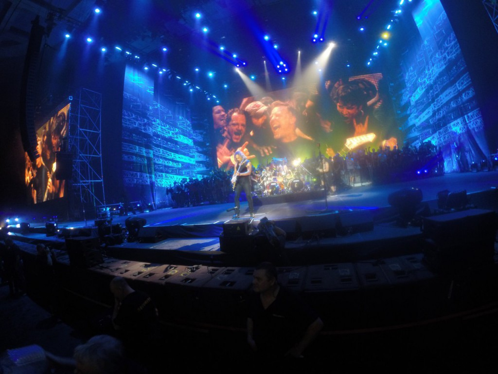 Metallica концерт в олимпийском