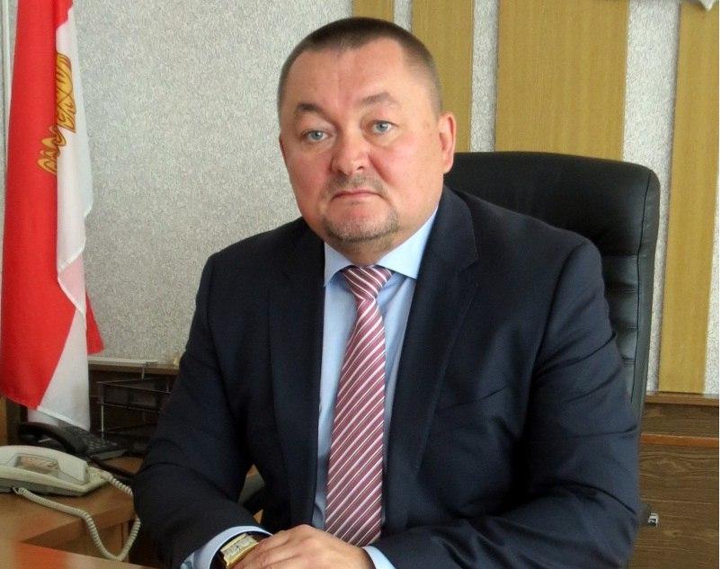 Дорогобужский район Олег Гарбар