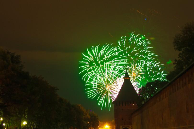 салют Смоленск день города