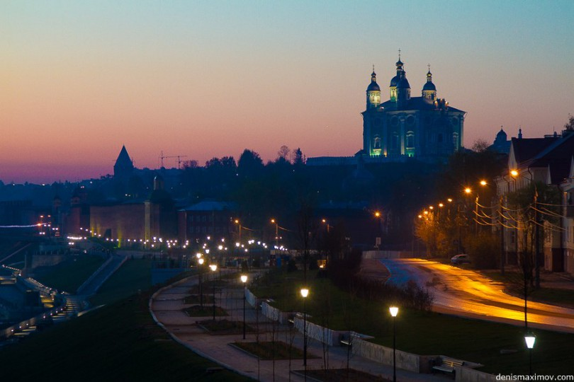 день города Смоленск афиша