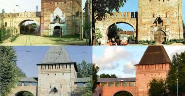никольские ворота икона смоленск