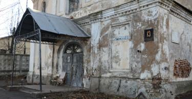 Спасо-Преображенская церковь Смоленск