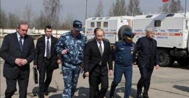 Владимир Путин смоленск