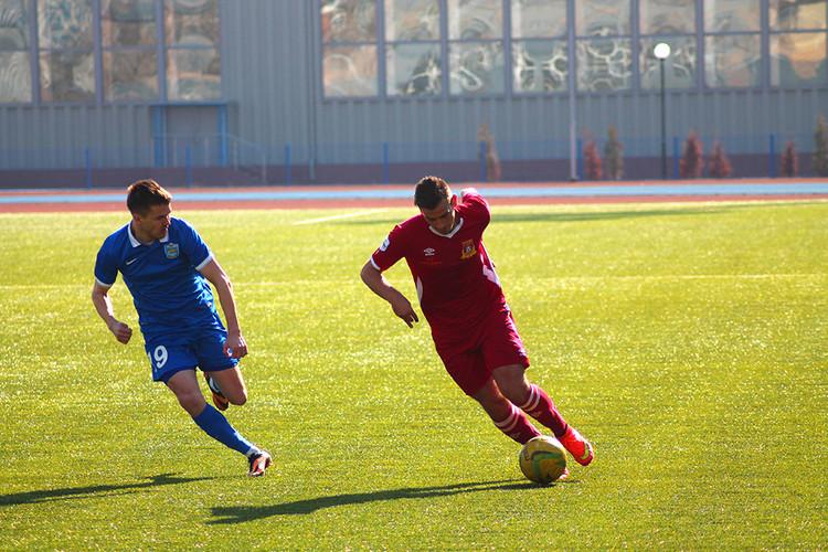 футбол днепр смоленск
