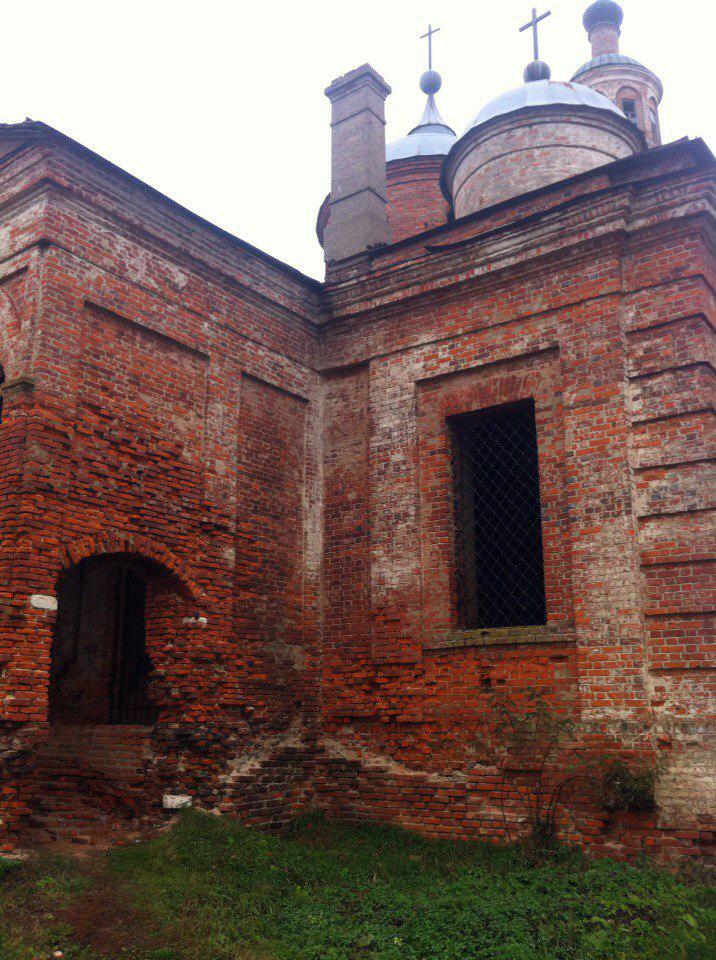 вязьма храм петра и павла