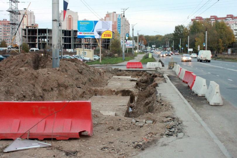 авария на теплотрассе смоленск