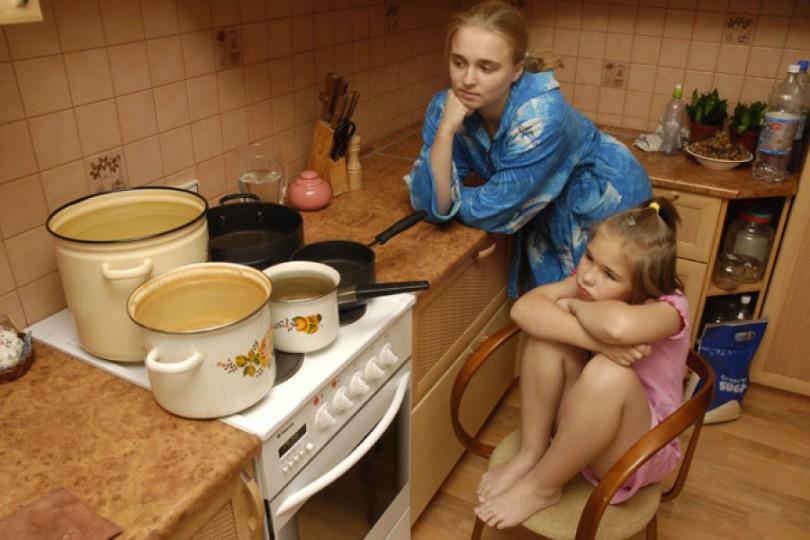отключение горячей воды смоленск