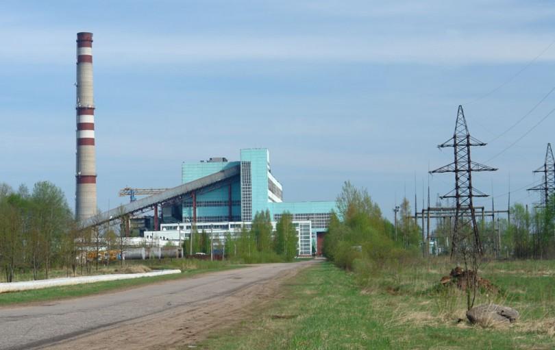 Смоленская ГРЭС Озерный