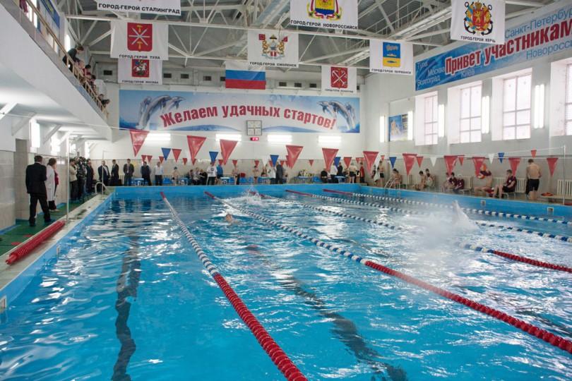 бассейн дельфин смоленск