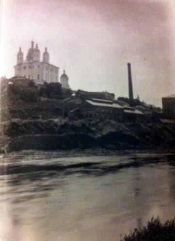 старинный смоленск фото
