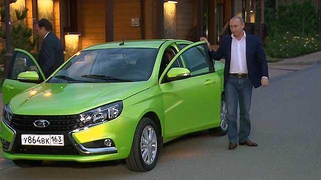 Lada Vesta смоленск