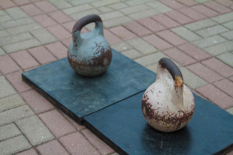 смоленские витязи Смоленск штанга жим