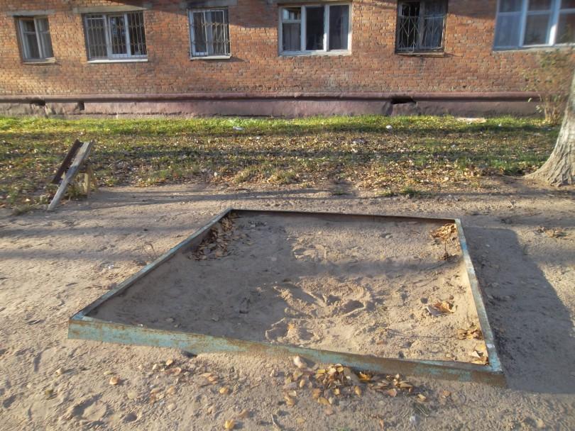 детские площадки Смоленск