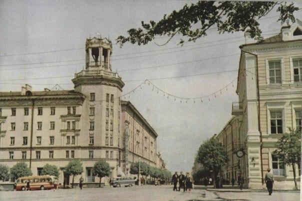 Ленина Смоленск