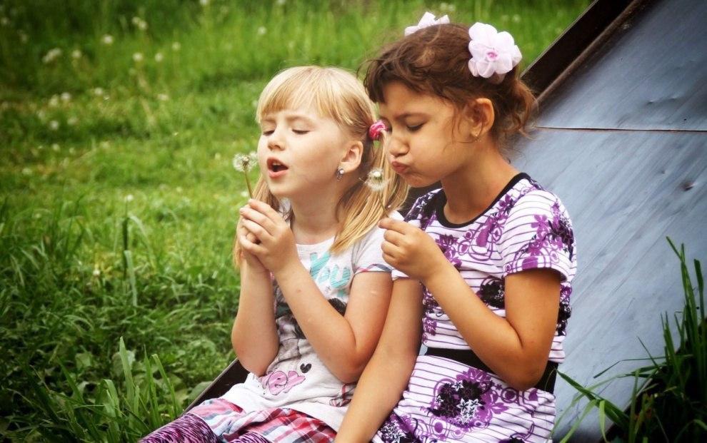 чудесные-девчушки