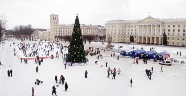 каток на площади ленина смоленск