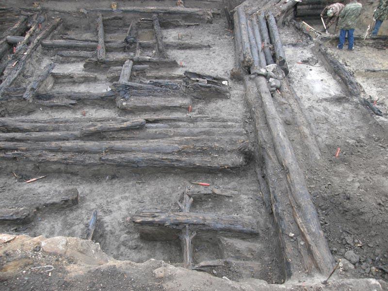молоховские ворота смоленск раскопки