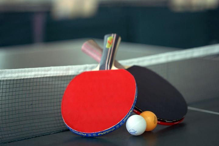 афиша настольный теннис