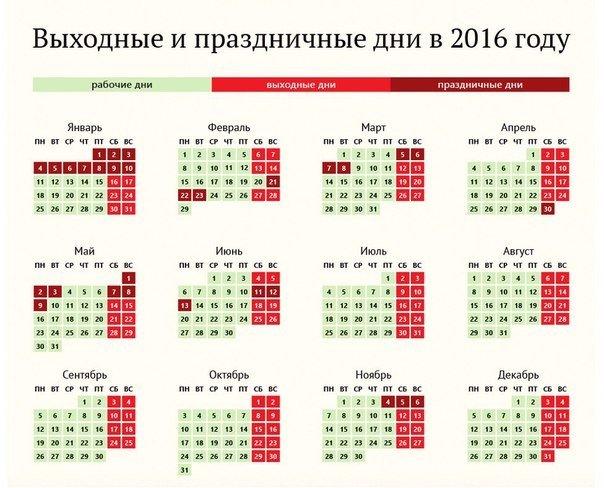 отдых 2016