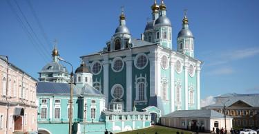 собор успенский смоленск