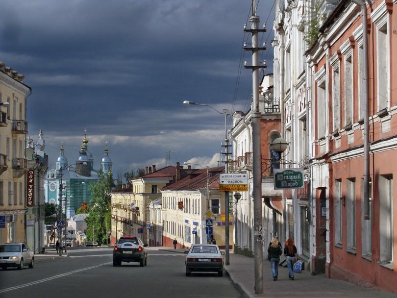 большая советская благовещенская смоленск