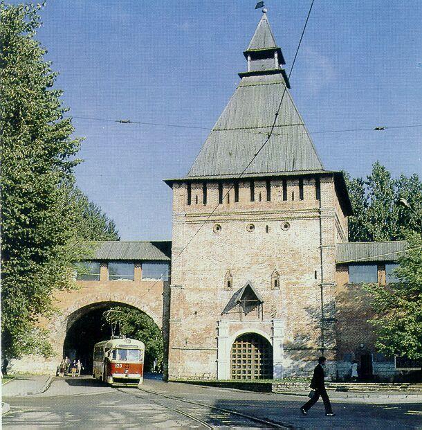 никольские ворота смоленск