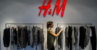 открытие магазина H&M keytown.me