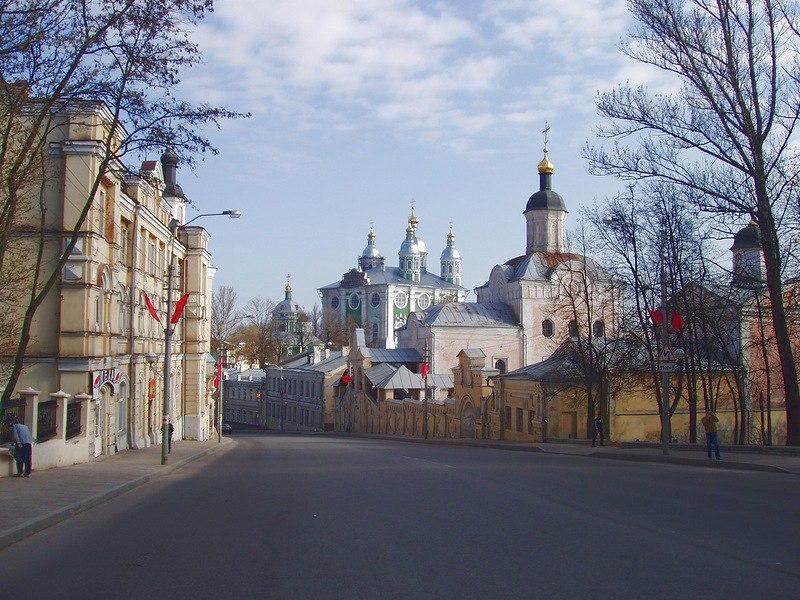 большая советская вознесенская смоленск