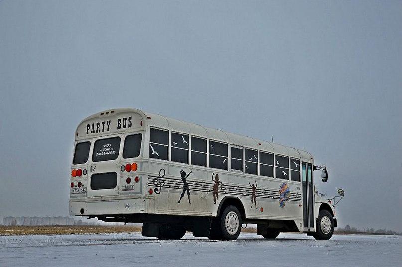 новогодний автобус keytown.me